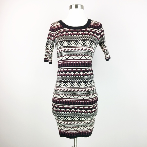 Rue21 Dresses & Skirts - NWT Rue 21 Knit Sweater Dress Bodycon Small
